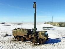 На базе грузовика 'КАМАЗ' создан пеленгатор для артиллерийской разведки