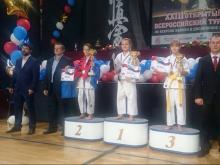 Челнинские бойцы достойно выступили на открытом чемпионате по каратэ кекусинкай