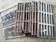 32-летний челнинец похитил в Замелекесье 11 решеток от ливнёвок и собирался сдать их в металлолом