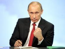 72 процента опрошенных россиян считают, что Владимир Путин будет пытаться бороться с коррупцией