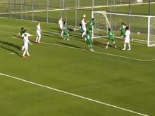 Футбольный клуб 'КАМАЗ' обыграл на сборах cборную Туркменистана (игроки до 23 лет) со счетом 1:0