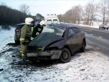 Водитель из Татарстана погиб в ДТП на автотрассе М-7 в Чувашии