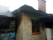 В сельском доме при установке натяжного потолка произошел взрыв - погиб парализованный пенсионер