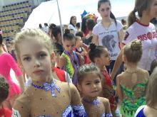 Челнинские гимнасты и акробаты завоевали семь первых мест в турнире с 1300 участниками