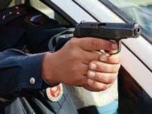 Угонщика автомобиля из Тукаевского района полицейские смогли остановить только выстрелами