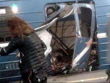 Взрыв в метро в Санкт-Петербурге: Последствия очевидцы запечатлели на видео