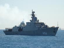 Завершены испытания боевого фрегата, построенного в Татарстане для ВМС Вьетнама