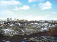 Горисполком предложил построить аквапарк на территории карьера у 36-37 комплекса