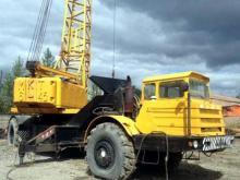 Бывший работник 'ТЭМПО' разрезал на части самоходку и кран, причинив ущерб на 5,5 млн рублей