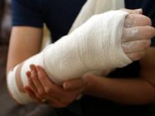Челнинка сломала руку, упав при выходе из маршрутки