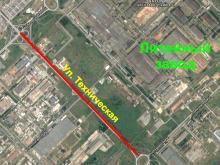 Улицу Техническая и Автосборочный проезд отремонтируют вне очереди