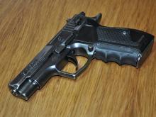 24-летний челнинец прострелил своему оппоненту из пистолета 'Гроза' грудь и поясницу