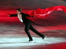 Олимпийский чемпион по фигурному катанию проведет мастер-класс для юных фигуристов в Казани
