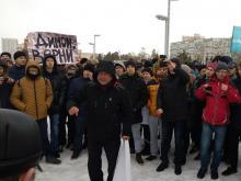 Рустам Минниханов внес изменения в закон Татарстана о митингах, пикетах и демонстрациях