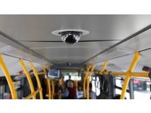 Камеры видеонаблюдения в больших автобусах будут ставить 1.5 года