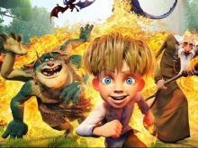 В четверг в кинотеатрах - премьера нового российского мультфильма «Никита Кожемяка»