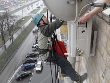 В Набережных Челнах начинают готовить промышленных альпинистов