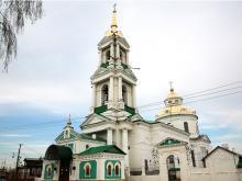В Елабуге обокрали Покровский собор - иконы преступники не тронули