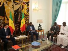 Сергей Когогин прилетел в Дакар для встречи с президентом Сенегала и обсуждения продаж КАМАЗов