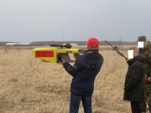 Минобороны России испытает отечественное ружье - антидрон