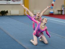 Пятеро челнинок завоевали серебряные медали чемпионата РФ по спортивной акробатике
