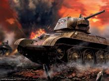 Самый трудный вопрос по истории войны: Где производили танк Т-34?