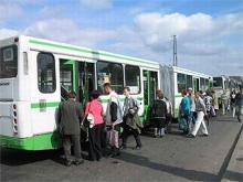 Автобусы в новые районы