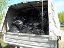 Рафаэль решает «мусорную» проблему»