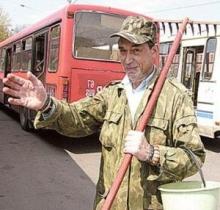 «Газелисты» тоже хотят возить дачников