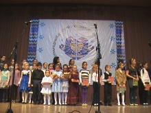 Юные таланты на одной сцене с солистом Большого театра