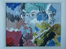 Владимир Акимов выставляет серию портретов
