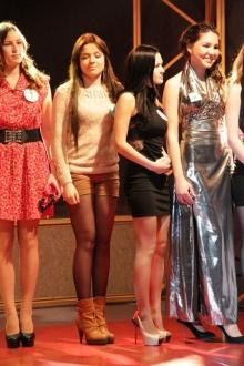 16 финалисток конкурса 'Мисс ВУЗ'