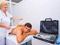 Обострение шейного остеохондроза массаж