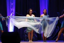 Малика Шарипова - победительница конкурса 'Пой! Танцуй! Зажигай!'